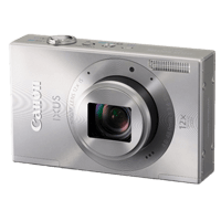 Canon IXUS 500 HS | Guide and user manual in PDF English