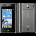 Samsung Omnia 7 user manual user guide pdf