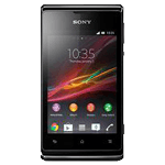 Sony Xperia E user manual pdf