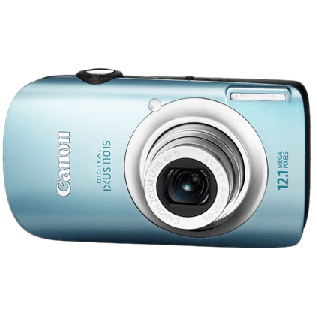 Canon Digital IXUS 110 IS Manual And User Guide PDF