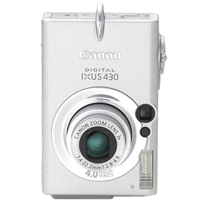 Canon Digital IXUS 430 | Guide and user manual in PDF English