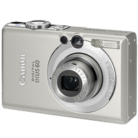 Canon Digital IXUS 60 | Guide and user manual in PDF English