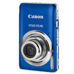 Canon IXUS 115 HS and 117 HS Manual And User Guide PDF