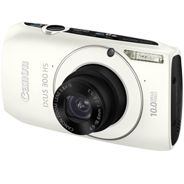 Canon IXUS 300 HS | Guide and user manual in PDF English