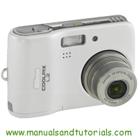 Nikon Coolpix L2 Manual And User Guide PDF
