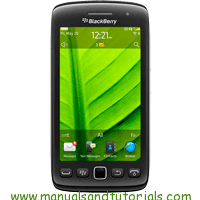 BlackBerry Torch 9850 9860 Manual And User Guide PDF