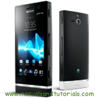 Sony Xperia U Manual And User Guide PDF
