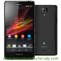 Sony Xperia T Manual And User Guide PDF