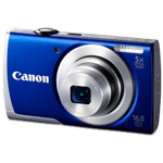 Canon PowerShot A2600 | Instructions and user guide in PDF