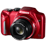 Canon PowerShot SX170 IS.