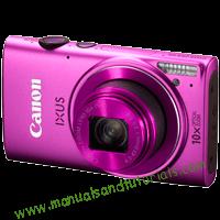 Canon IXUS 255 HS Manual de usuario en PDF español