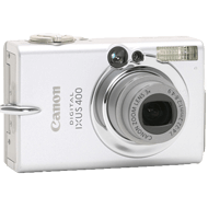 Canon Digital IXUS 400 | Guide and user manual in PDF English