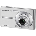 Olympus X-15 User Manual in PDF