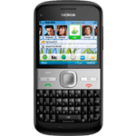 Nokia E5-00 | Manual and user guide in PDF
