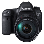 Canon EOS 6D | Manual and user guide in PDF