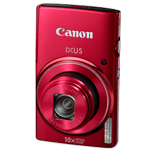 Canon IXUS 155 | Manual and user guide in PDF