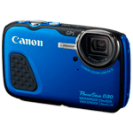 Canon PowerShot D30 | Manual and user guide in PDF