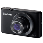 Canon PowerShot S200 | Manual and user guide in PDF