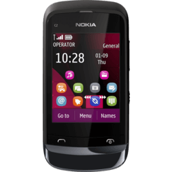 Nokia C2-02 | Manual and user guide in PDF
