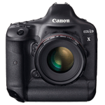 Canon EOS-1D X | Manual and user guide in PDF
