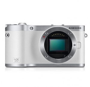 Samsung Smart Camera NX300