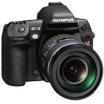 Olympus E-3 User Manual PDF