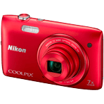 Nikon Coolpix S3400 User manual in PDF