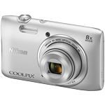 Nikon Coolpix S3600 User manual in PDF