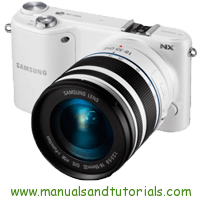 Samsung NX2000 Manual And User Guide PDF