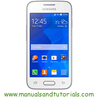 Samsung Galaxy Trend 2 Manual and user guide PDF