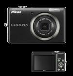 Nikon Coolpix S570 User Manual in PDF