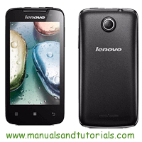 Lenovo A706 Manual And User Guide PDF
