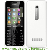 Nokia 301 Manual And User Guide PDF