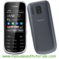 Nokia Asha 203 Manual And User Guide PDF