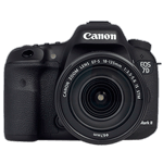 Canon EOS 7D Mark II | Guide and user Manual in PDF