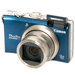 Canon PowerShot SX200 IS   User Manual in PDF