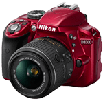 Nikon D3300 User Manual in PDF