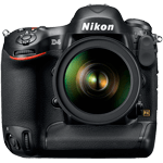 Nikon D4 User Manual in PDF