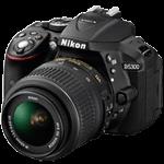 Nikon D5300 User Manual in PDF