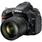 Nikon D610 User Manual in PDF