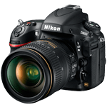 Nikon D800 User Manual in PDF