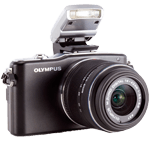 Olympus E-PM1 User Manual in PDF