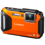 Panasonic Lumix FT5 User Manual in PDF