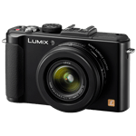Panasonic Lumix LX7 User Manual in PDF