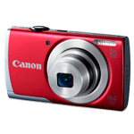 Canon PowerShot A2500 | User Manual in PDF