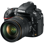 Nikon D800E User Manual in PDF