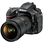 Nikon D810 User Manual in PDF
