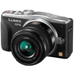 Panasonic Lumix GF6 User Manual