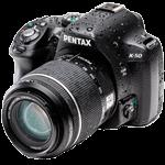 Ricoh Pentax K50 User Manual PDF