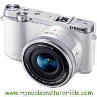 Samsung NX3000 Manual And User Guide PDF
